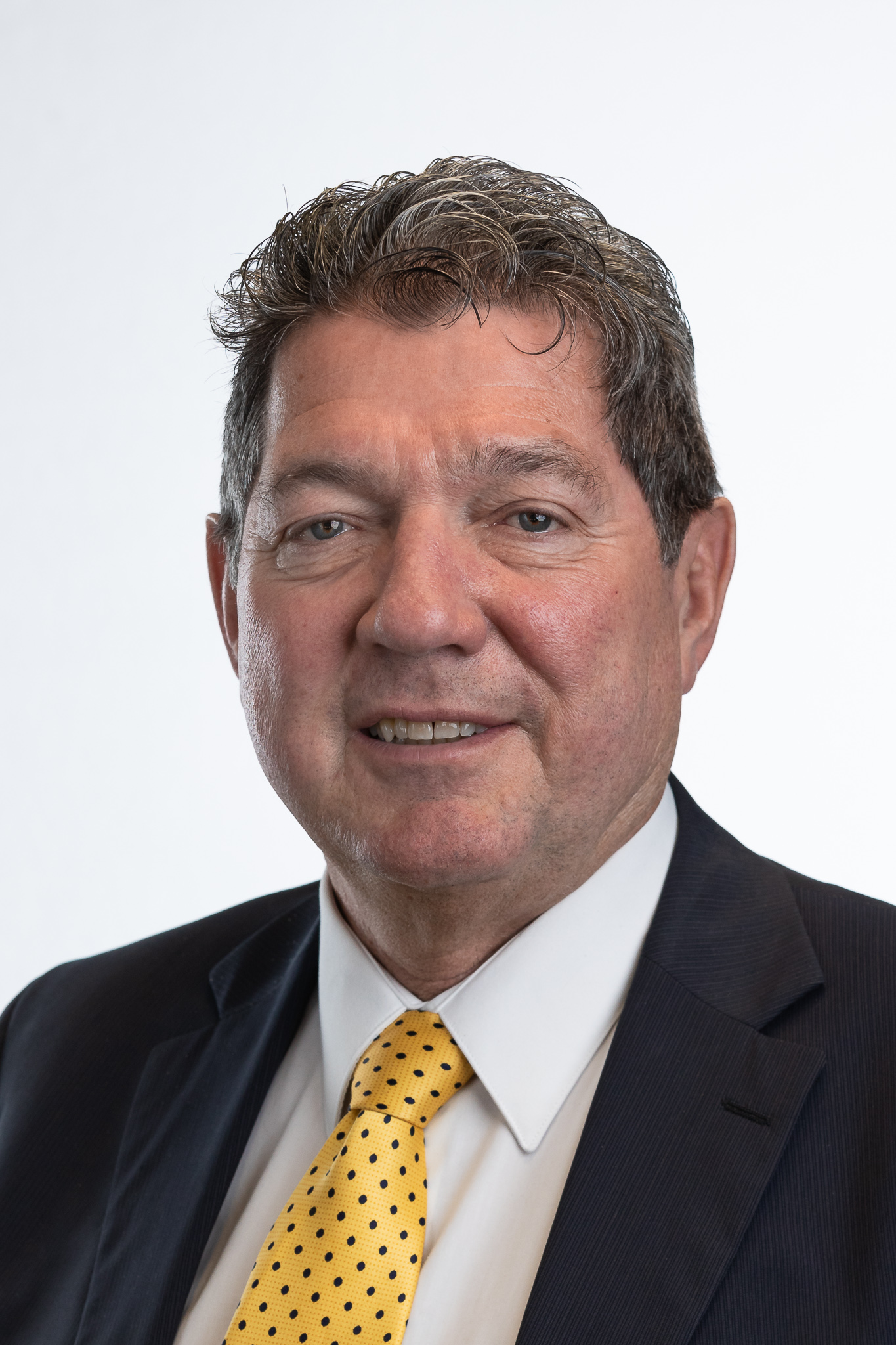 Headshot of John Aitken