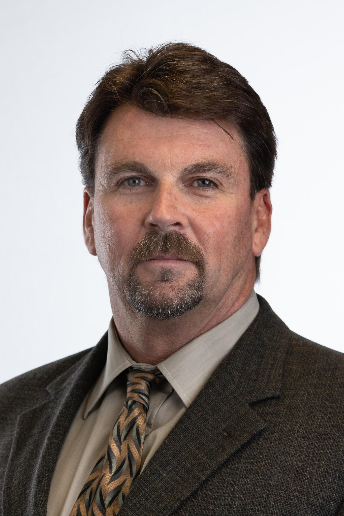 Headshot of Tim Mcintosh