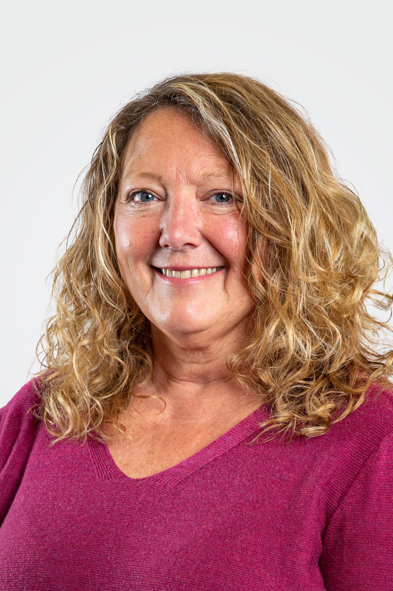 Headshot of Joyce Dykema