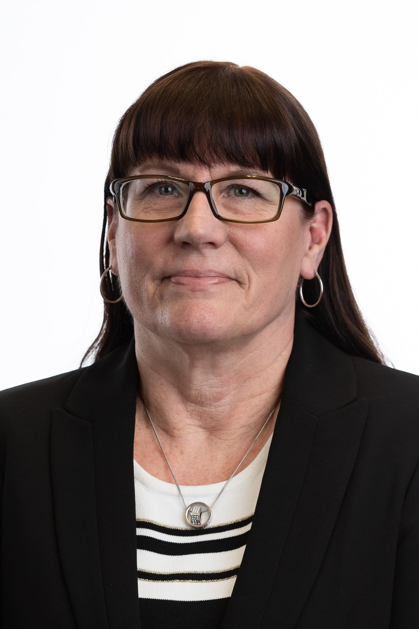 Headshot of Laurie Basiak