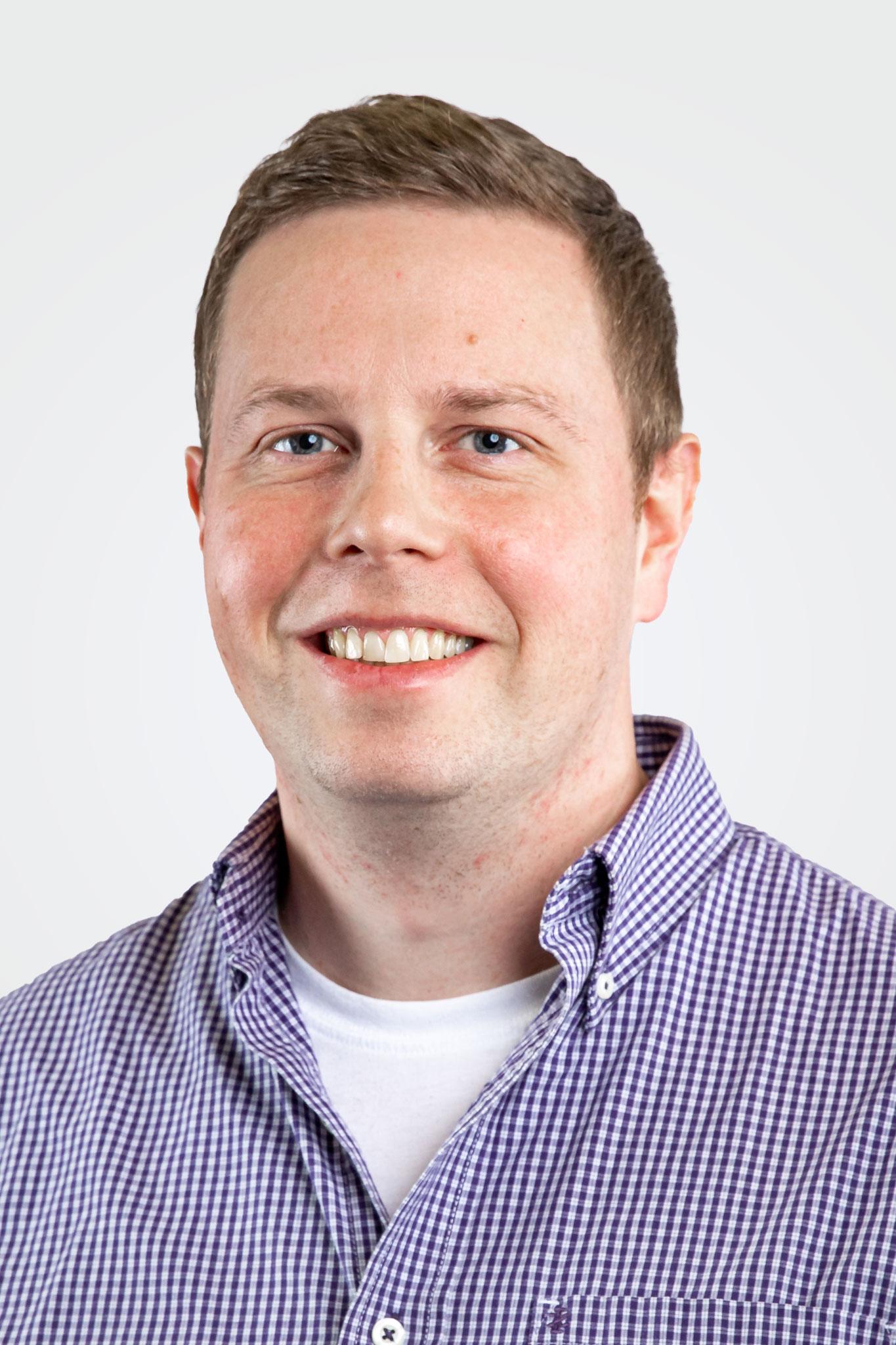 Headshot of Mike Stone